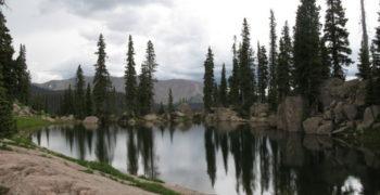 Шесть недель в Скалистых Горах Колорадо