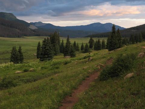 Шесть недель в Скалистых Горах Колорадо: Фотоотчёт, часть 2