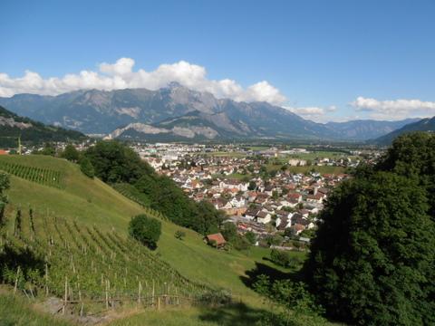 Общие впечатления от Альп и пройденных маршрутов