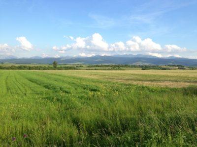 Татры. Переход через наивысшую часть Карпат в июне 2013 г.