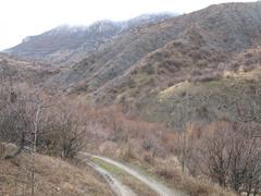 Четырехдневная пробежка по южному склону Главной гряды Крымских гор
